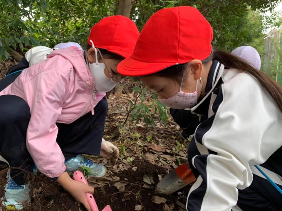 1年生「オータムスクール」開智の森 探究