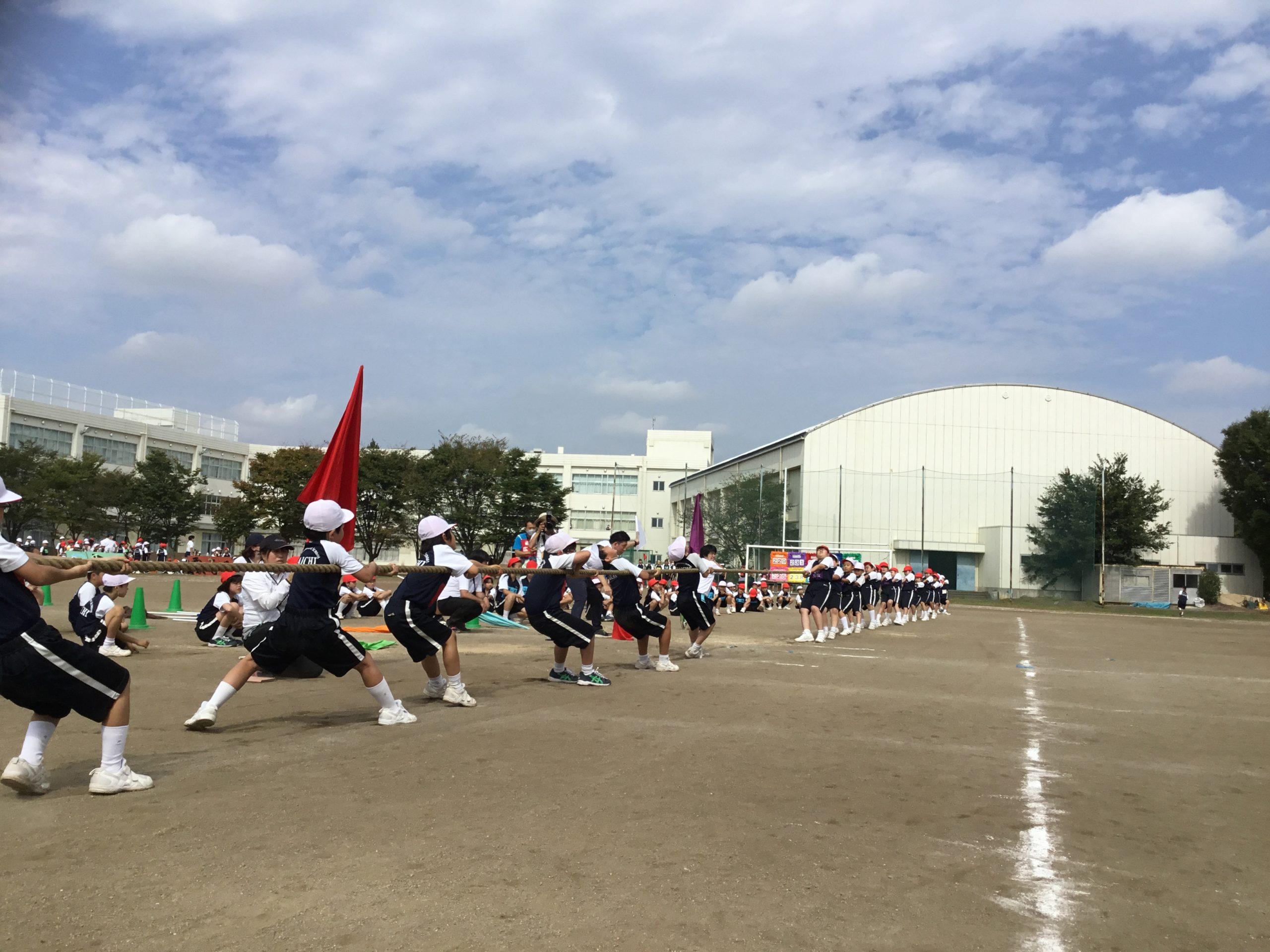 第17回 開智運動会 | 開智小学校(総合部)