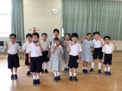 Spelling-Bee Kaichi     Final