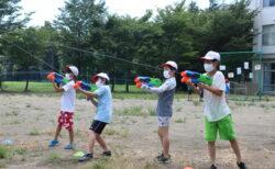 夏休みのアフタースクール